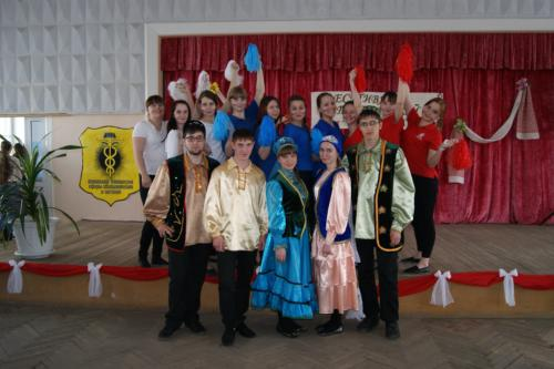 Фестиваль татарской кухни